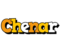 Chenar cartoon logo