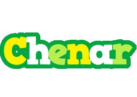 Chenar soccer logo