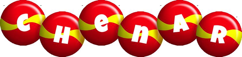 Chenar spain logo