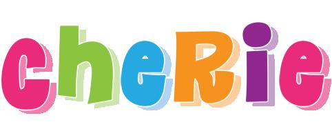 Cherie friday logo