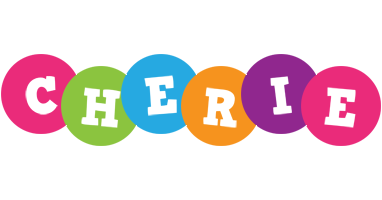 Cherie friends logo