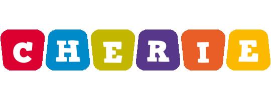 Cherie kiddo logo