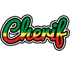 Cherif african logo