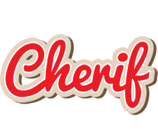 Cherif chocolate logo