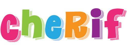 Cherif friday logo