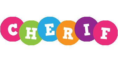 Cherif friends logo