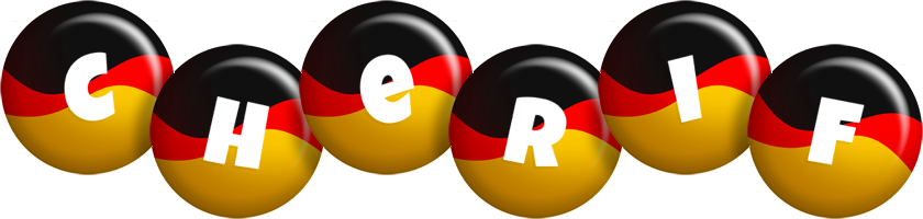 Cherif german logo