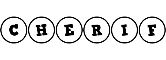 Cherif handy logo
