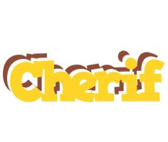 Cherif hotcup logo