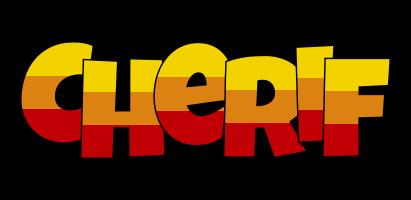 Cherif jungle logo