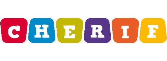Cherif kiddo logo