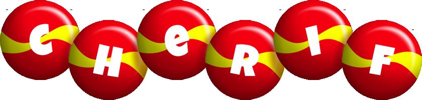 Cherif spain logo