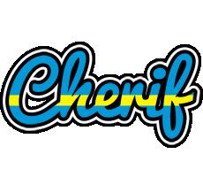 Cherif sweden logo