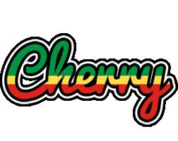 Cherry african logo