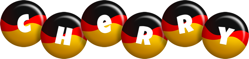 Cherry german logo