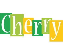 Cherry lemonade logo