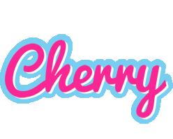 Cherry popstar logo