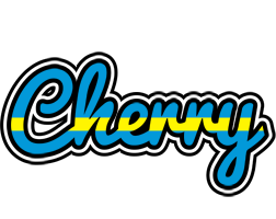 Cherry sweden logo