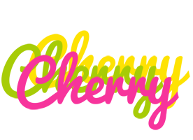 Cherry sweets logo