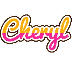 Cheryl smoothie logo