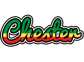Chester african logo