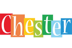 Chester colors logo