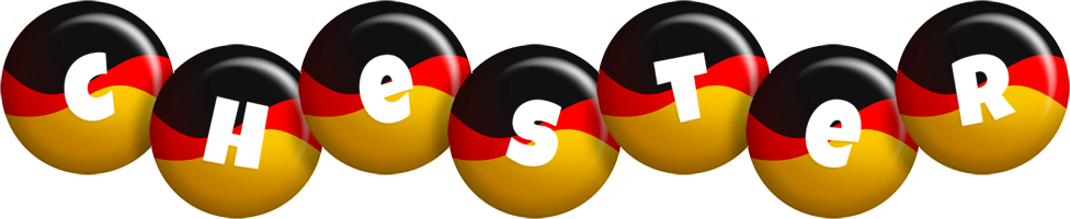 Chester german logo