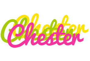 Chester sweets logo