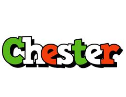 Chester venezia logo