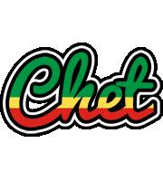Chet african logo