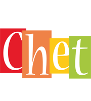 Chet colors logo
