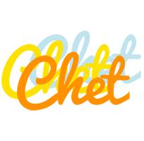 Chet energy logo