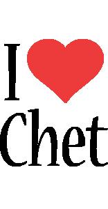 Chet i-love logo