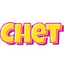 Chet kaboom logo