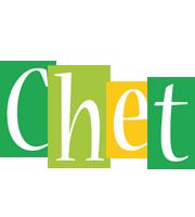 Chet lemonade logo