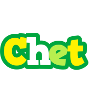 Chet soccer logo