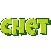 Chet summer logo