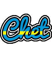 Chet sweden logo