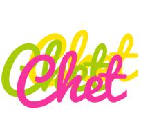 Chet sweets logo