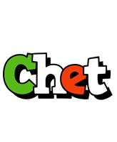 Chet venezia logo