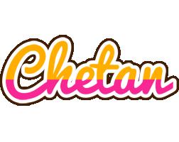 Chetan smoothie logo