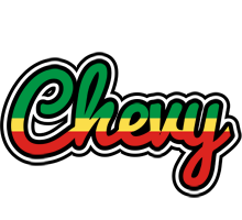 Chevy african logo