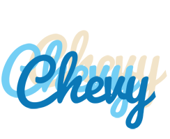 Chevy breeze logo