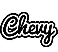 Chevy chess logo