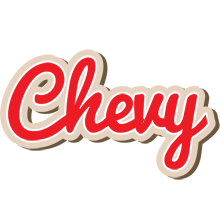 Chevy chocolate logo