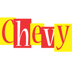 Chevy errors logo