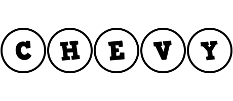 Chevy handy logo