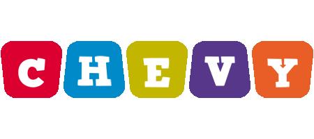 Chevy kiddo logo