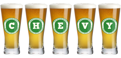 Chevy lager logo