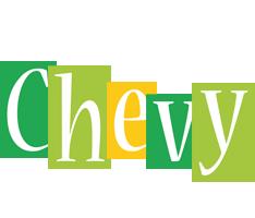 Chevy lemonade logo